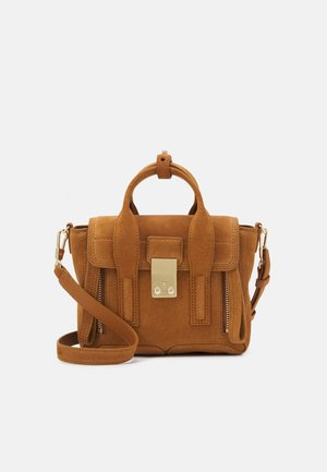 PASHLI MINI SATCHEL - Handbag - cinnamon