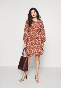 Object Petite - OBJORRIE DRESS - Vestido informal - sugar almond - 1