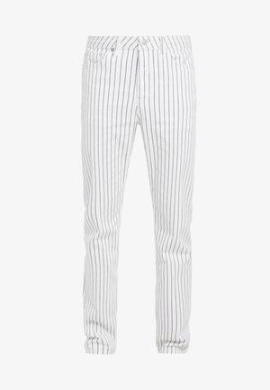 STRIPE ORIGINAL - Jeans baggy - white/dark blue