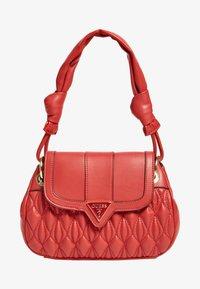 AMBERLEI - Handbag - rot