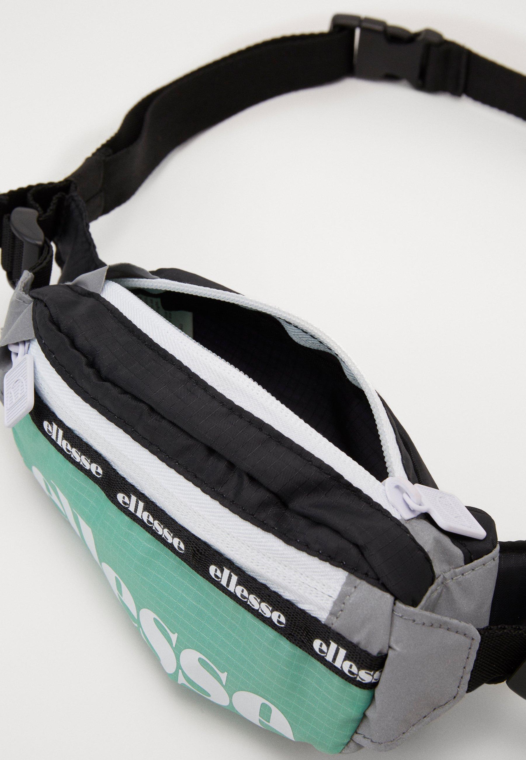 Ellesse VIZOL BUM BAG - Rumpetaske - black/svart cl6Dz6pwFyUD12U