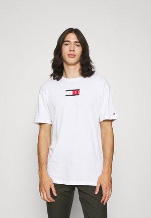 VINTAGE CIRCULAR TEE UNISEX - Camiseta estampada - off white