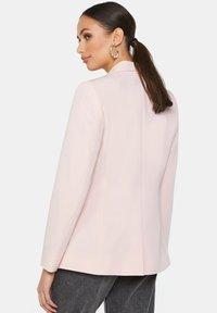 WE Fashion - Blazer - light pink - 2