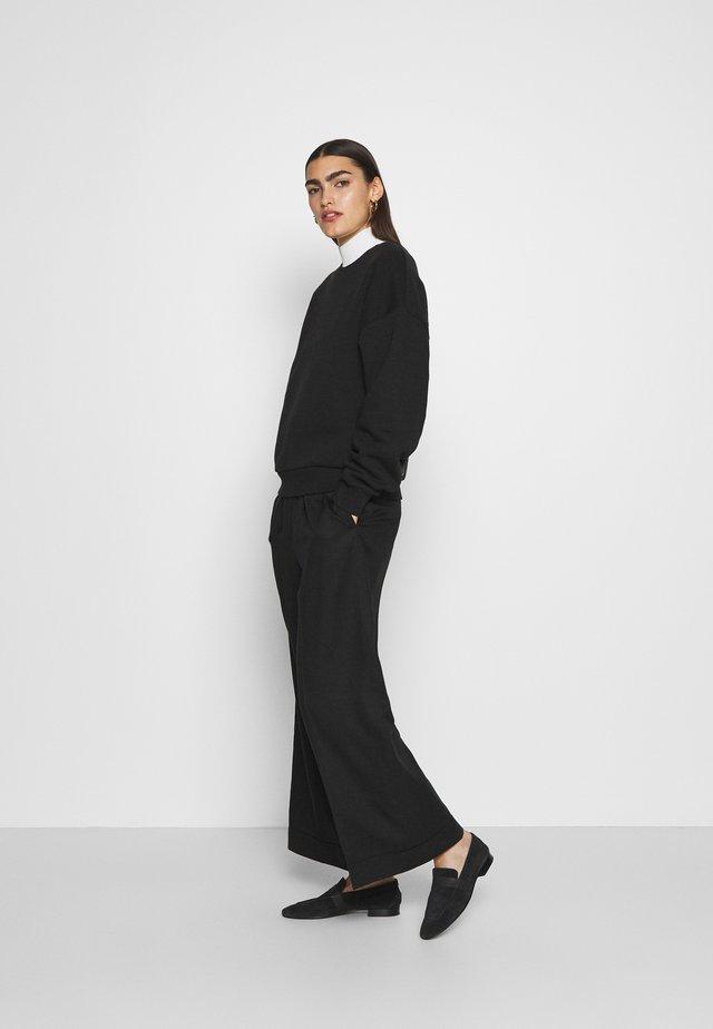 WOMEN - Sweater - black