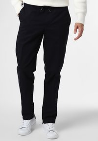 Tommy Hilfiger - Trousers - marine - 0