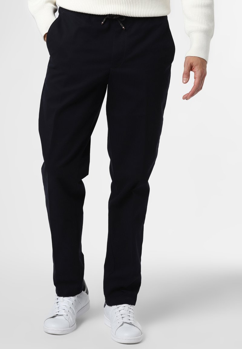 Tommy Hilfiger - Trousers - marine