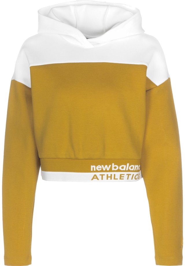 NEW BALANCE SWEATER WT01500 - Sweat à capuche - vgl varsgold