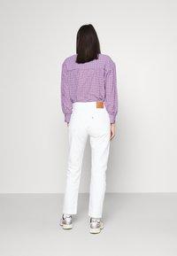 Levi's® - 501 CROP - Slim fit jeans - come clean - 2