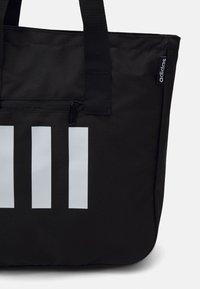 adidas Performance - TOTE - Bolsa de deporte - black/white - 4