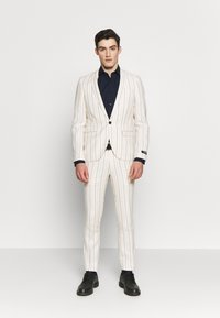 Twisted Tailor - BUFONI SUIT - Oblek - stone - 1