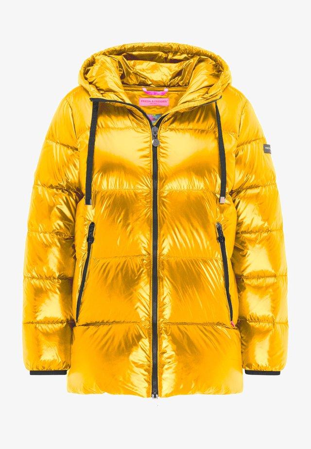 Doudoune - golden yellow