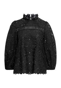 IVY & OAK - PUFFY BLOUSE - Blouse - black - 8