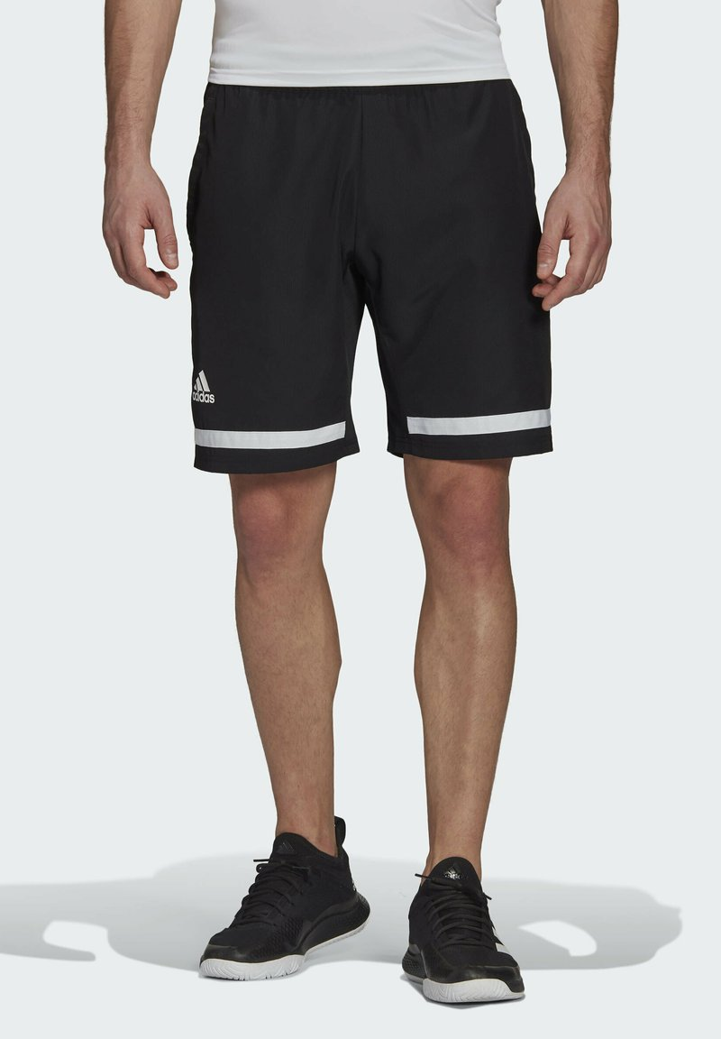 adidas Performance - Träningsshorts - black