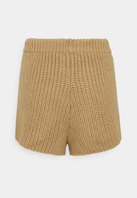 4th & Reckless - HENRY  - Shorts - cream/camel - 1