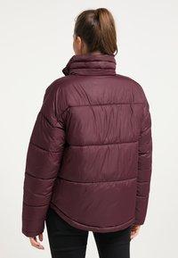 DreiMaster - Winter jacket - bordeaux - 2