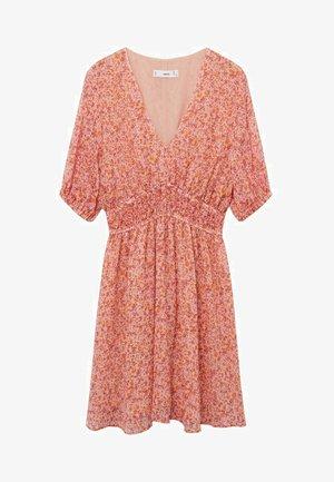 Day dress - różowy