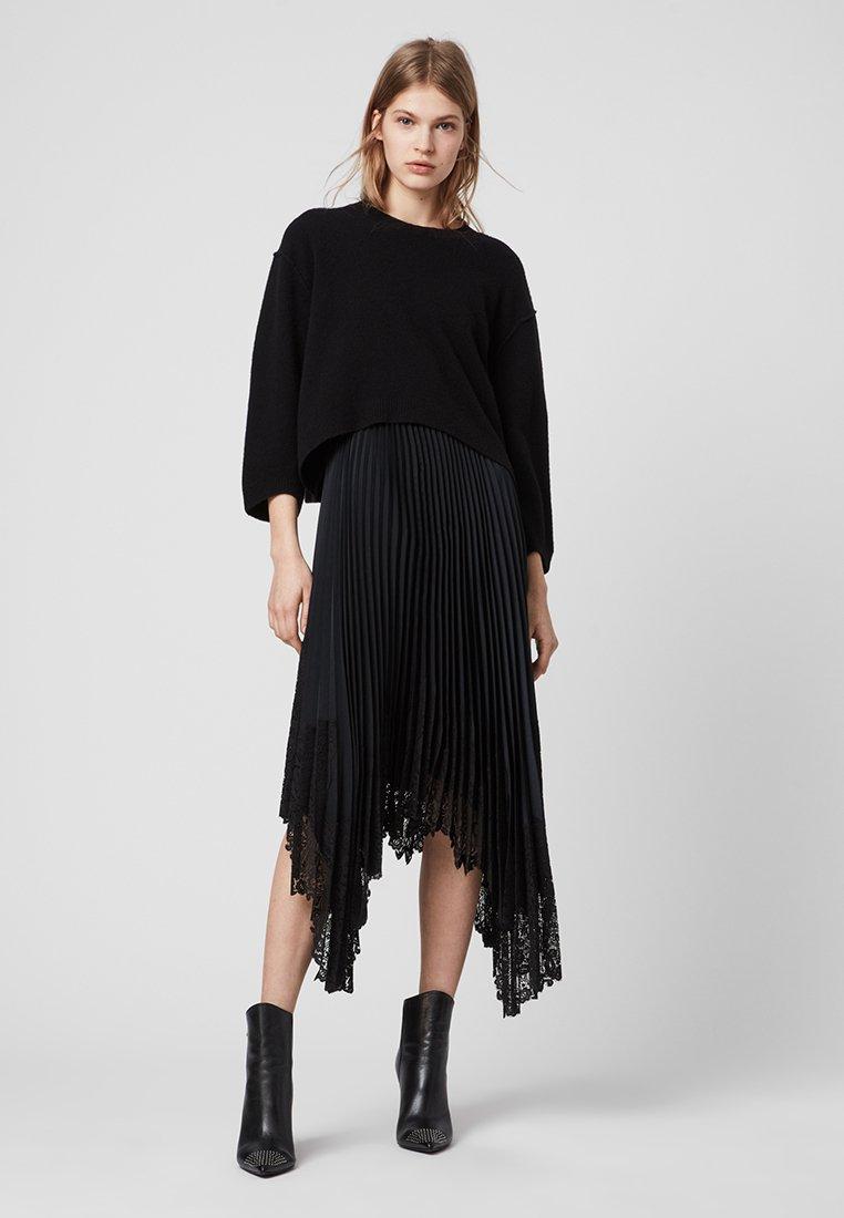 AllSaints Cocktailkleid/festliches Kleid - black | Damenbekleidung 2020