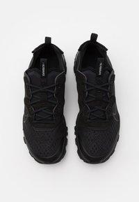 Nike Sportswear - REACT VISION - Baskets basses - black/smoke grey - 3