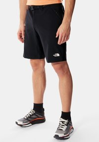 The North Face - M CIRCADIAN SHORT - EU - Sports shorts - tnf black - 0