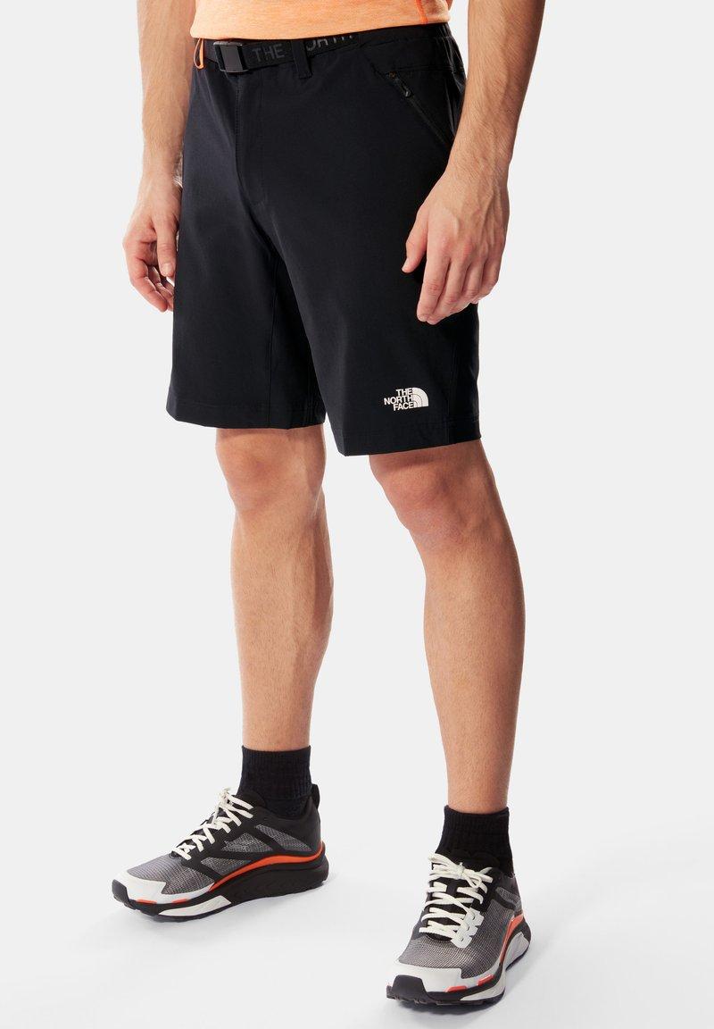 The North Face - M CIRCADIAN SHORT - EU - Sports shorts - tnf black