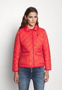 Polo Ralph Lauren - BARN JACKET - Light jacket - spring red - 3