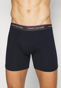 Tommy Hilfiger - BOXER BRIEF 3 PACK - Shorty - blue - 5