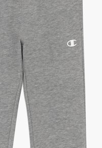 Champion - LEGACY BASICS CUFF PANTS - Pantalones deportivos - grey melange - 3