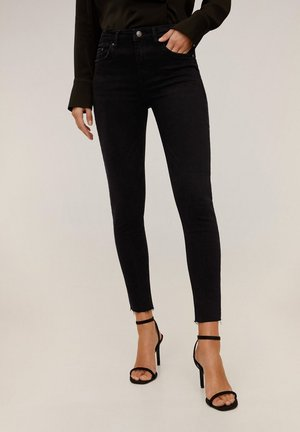ISA - Jeansy Skinny Fit - black denim