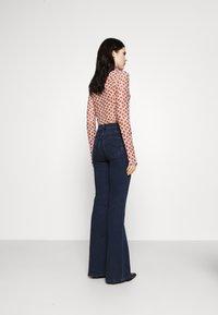 Lee - BREESE - Flared jeans - dark joni - 2