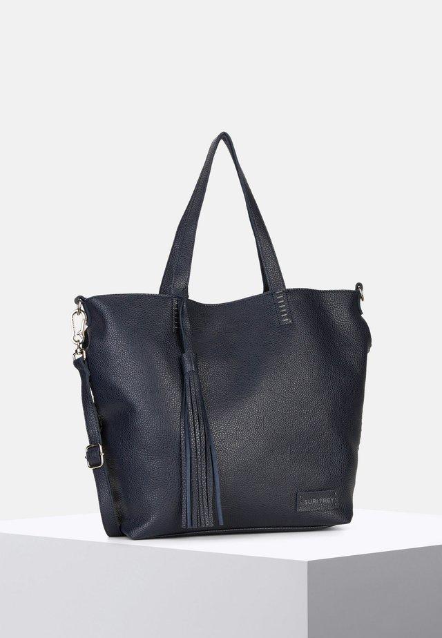 PENNY - Shopping bag - blue