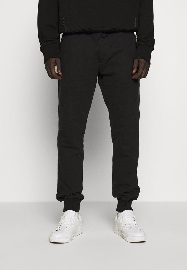 BASIC JOGGERS - Pantaloni sportivi - black