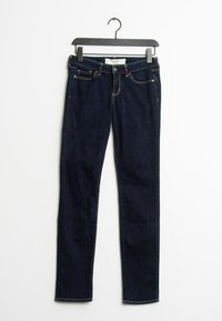 Abercrombie & Fitch - Straight leg jeans - blue - 0