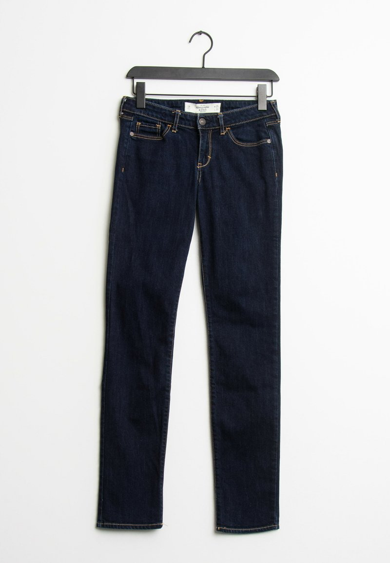 Abercrombie & Fitch - Straight leg jeans - blue