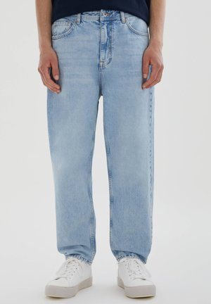 Jeansy Relaxed Fit - royal blue