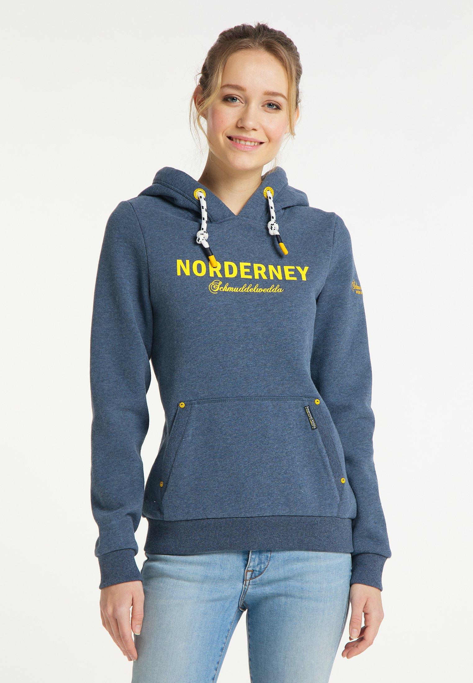 Donna NORDERNEY - Felpa con cappuccio
