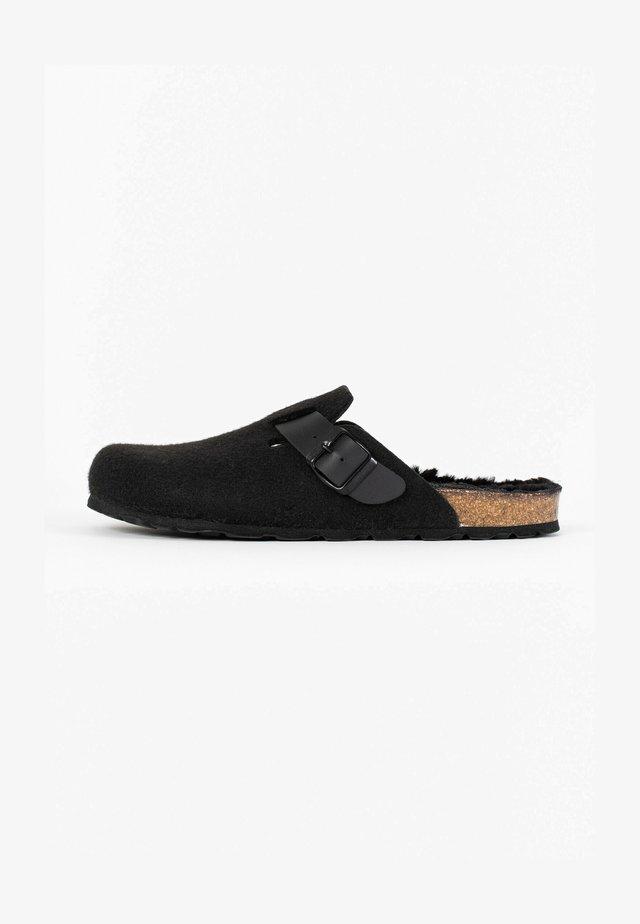 MOKE  - Clogs - black