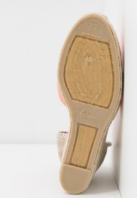 Castañer - CUCU  - Sandály na vysokém podpatku - albaricoque - 6
