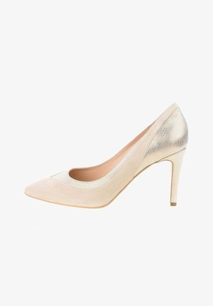 SACCONE - High heels - beige