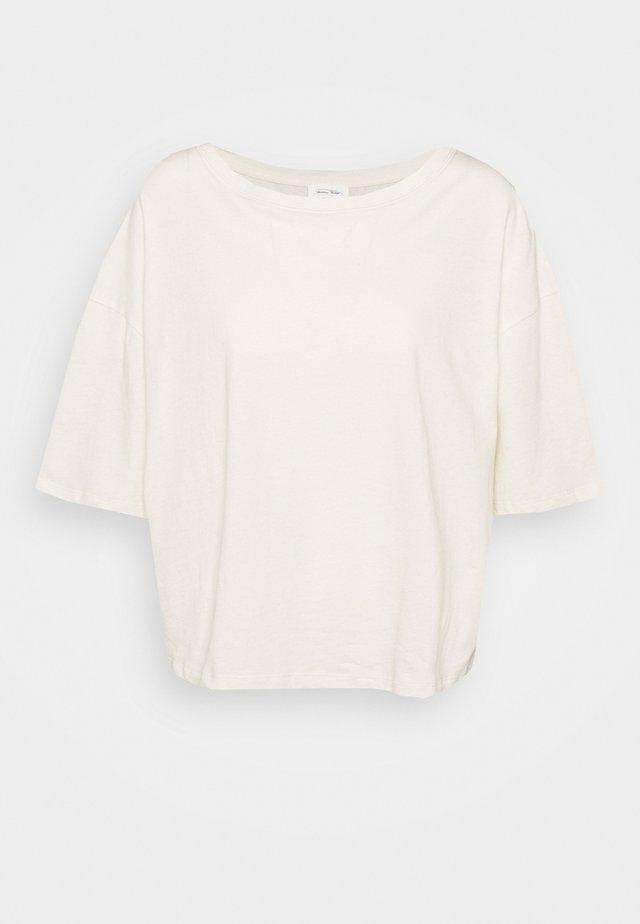 CYLBAY - T-shirt basic - naturel