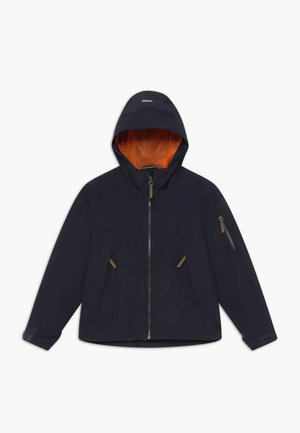 KREFELD - Chaqueta Hard shell - dark blue