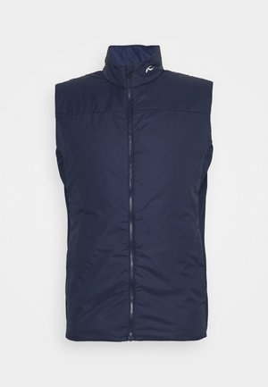 MEN RADIATION VEST - Väst - atalanta blue