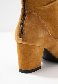 Be Natural - Classic ankle boots - saffron - 2