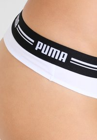 Puma - ICONIC 2 PACK - Thong - white - 4