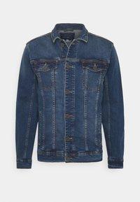 Blend - NOOS - Denim jacket - denim dark blue - 4