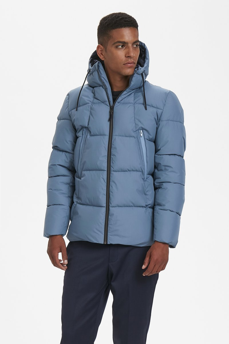 Matinique - ROGANMA  - Winter jacket - blue