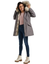 Navahoo - CRISTAL - Winter coat - grey - 0