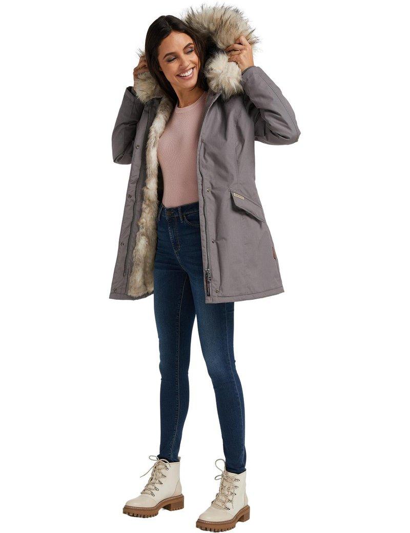 Navahoo - CRISTAL - Winter coat - grey