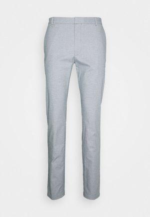 HELDOR - Pantalon de costume - light/pastel blue