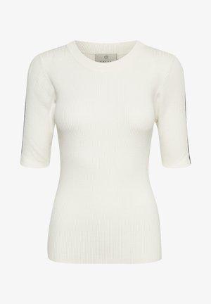 KADEBERA  - Print T-shirt - off-white