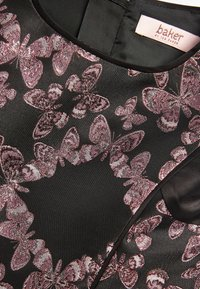 Ted Baker - JACQUARD - Cocktail dress / Party dress - black - 5